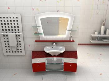 Кафельная плитка в ванной комнате Фото