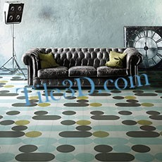 INDIA MAHDAVI QUADRATE